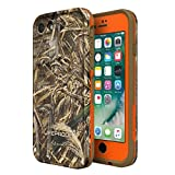 Lifeproof FR SERIES Waterproof Case for iPhone 8 & 7 (ONLY) - Retail Packaging - (BLAZE ORANGE/BLACK/REALTREE MAX 5)