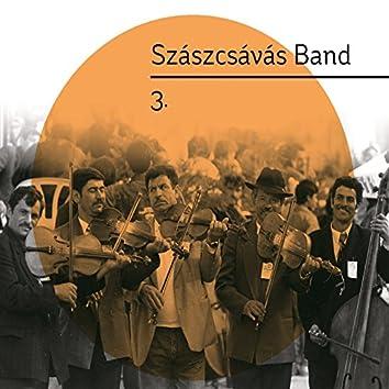 Szászcsávás Band, Vol. 3