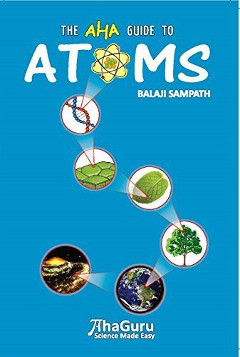 The Aha Guide to Atoms (Third Edition,2015)