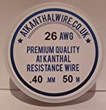 0,40 mm Kanthal A1 (26 AWG) - 50 metre carrete