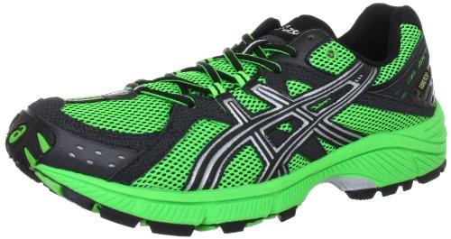 Asics Gel-Arctic 4 G-TX, Zapatillas de Running para Hombre, Grün (Green/Black/Silver 6990), 43.5 EU