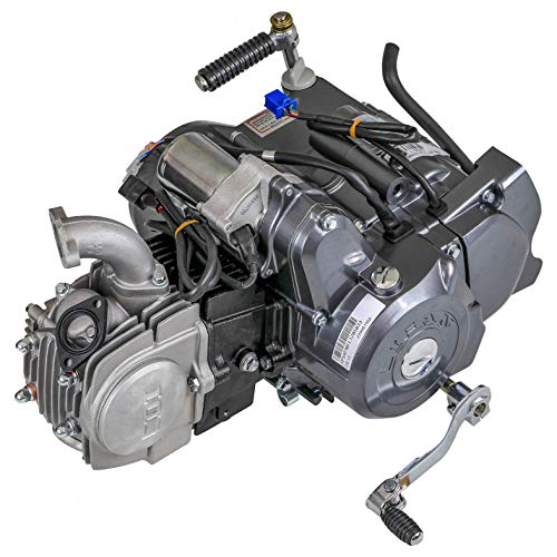 Lifan 125cc Engine Semi-Auto 4 Stroke Motor for Trail Bike CT70 90 110 125 Dirt Bike Trike Four Wheeler