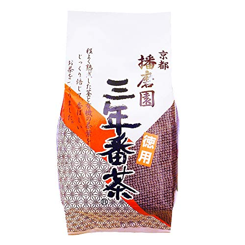 播磨園製茶 播磨園 徳用三年番茶 360g