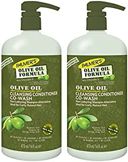Palmer's Olive Oil Formula Co-wash Cleansing Conditioner (Pack of 2)