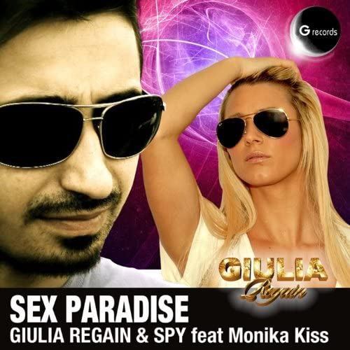 Giulia Regain, Spy feat. Monika Kiss