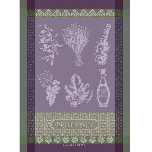 Garnier Thiebaut Geschirrtuch Provence Lavande