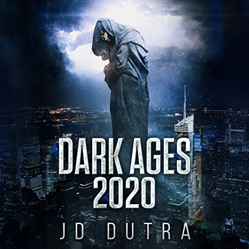 Dark Ages 2020 audiobook cover art
