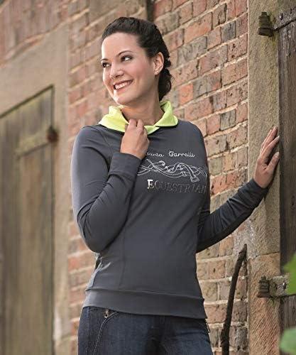 HKM Sports EquipHommest Lauria Garrelli T-Shirt Fonctionnel en limonie