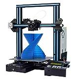 GEEETECH A10 Pro Imprimante 3D Assemblage Rapide Aluminium Prusa I3 kit avec Une Taille d'impression de 220x220x260mm,Reprise du travail en cas de panne électrique, Carte Mère GT2560 OpenSource