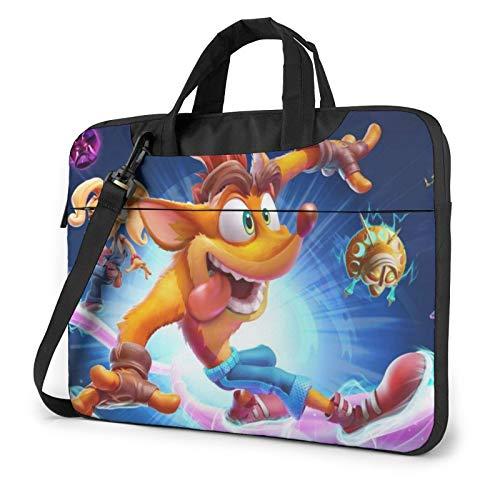 Cr_Sh Ban_Icoot Laptop-Tasche, 39,6 cm (15,6 Zoll), Aktentasche, Umhängetasche, Umhängetasche, Tablet, Business, Tragen, Handtasche, Laptop-Hülle