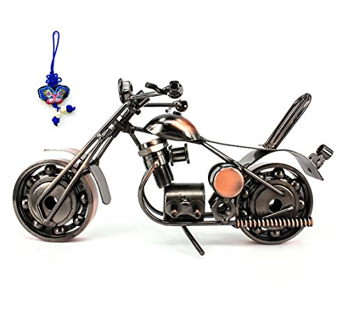 Motorcycle Harley DavidsonハンドメイドCollectible、手作りCrafts M