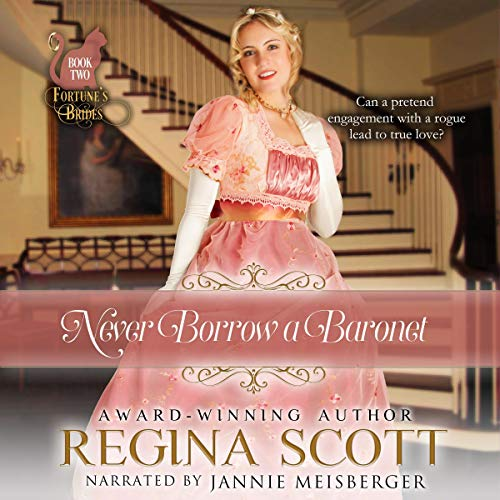 Never Borrow a Baronet audiobook cover art