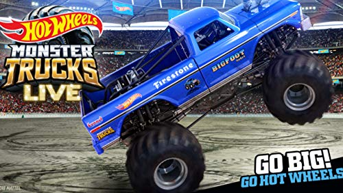 Monster Trucks – Hot Wheels (English Edition)