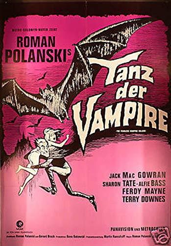 Tanz der Vampire - Filmplakat A1 84x60cm gefaltet