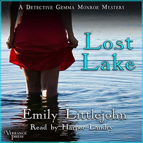 Lost Lake audiobook cover art