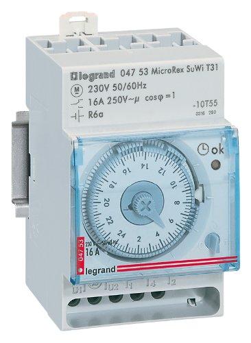 Legrand 004753 MICROREX SUWI T31