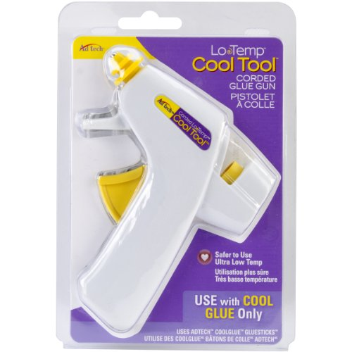 "LoTemp ""Cool Tool"" Mini Corded Glue Gun"