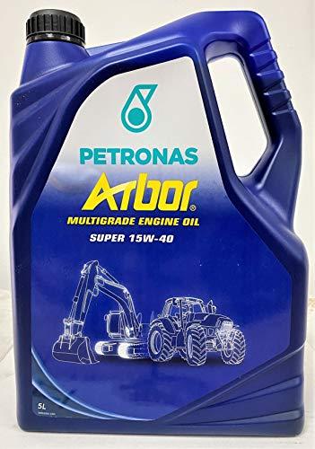 Todo Cultivo Aceite Motor Petronas Arbor Super 15W40. 5 litros (E7) (Arbor Original)