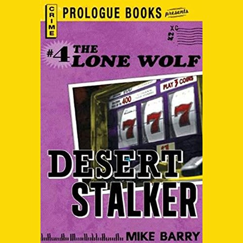 Desert Stalker cover art