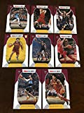 2020-21 Panini NBA Hoops Cleveland Cavaliers Team Set Includes Rookies (Hand Collated) of 8 Cards: 7 Collin Sexton 22 Andre Drummond 52 Kevin Love 81 Matthew... rookie card picture