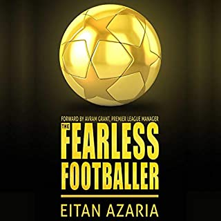 The Fearless Footballer: Playing Without Hesitation audiobook cover art