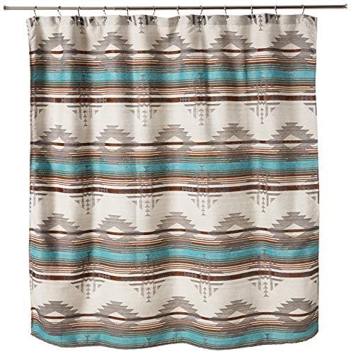 Carstens Badlands Shower Curtain