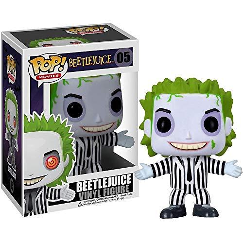 Lotoy Pop Movie Series - Beetlejuice #05 Vinyl 3.75inch Figure Movie Derivatives Gift