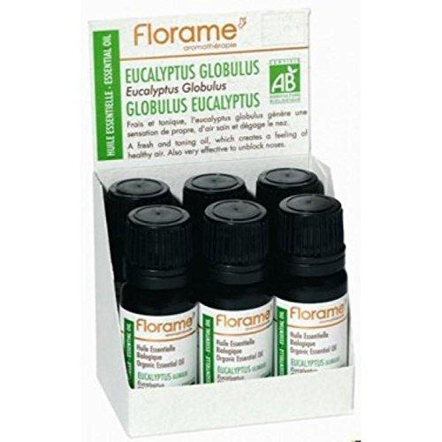 FLORAME Huile Essentielle Bio EUCALYPTUS GLOBULUS 10ml -