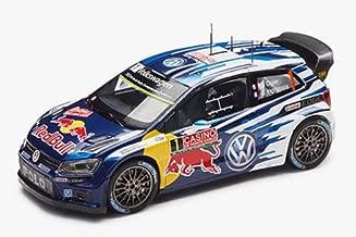 Amazon.es: Volkswagen Polo WRC 2015 Modelo Vehículo 1: 43; Ogier ...