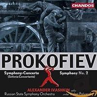 Symphony 2 / Sinfonia Concertante