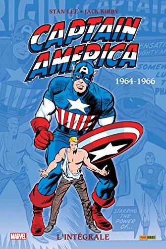 Captain America: L'intégrale 1964-1966 (T01)