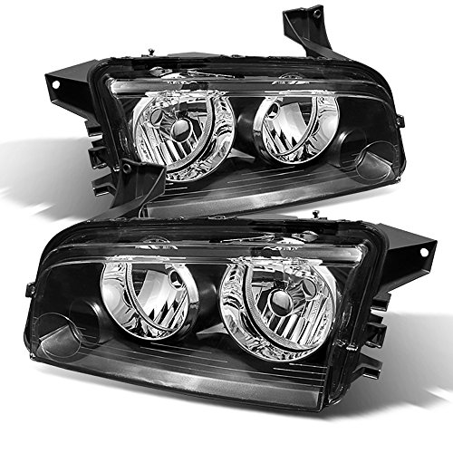 08 charger headlight assy - 4