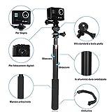 Zoom IMG-1 ghb bastone selfie per gopro
