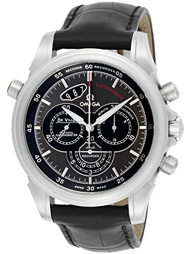 Omega Deville Rattrapante Mens Watch 422.13.44.51.06.001