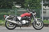 アールピーエム(RPM) スリップオンマフラー 80D-RAPTOR Titan チタンサイレンサーカバー CB1100(SC65) CB1100EX非対応 6505Y