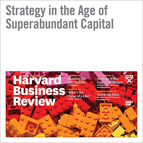 Strategy in the Age of Superabundant Capital audiobook cover art