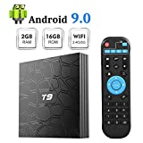 Best Android Tv Boxs - Android TV Box, T9 Android 9.0 TV Box Review
