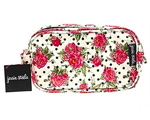 Jessie Steele Motif floral Rose 25 cm Lavage Sac showertoiletries Make Up lp71156