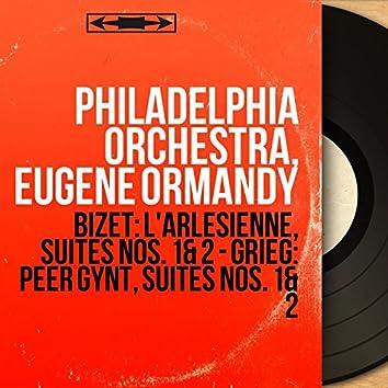 Bizet: L'arlésienne, suites Nos. 1 & 2 - Grieg: Peer Gynt, suites Nos. 1 & 2 (Remastered, Mono Version)
