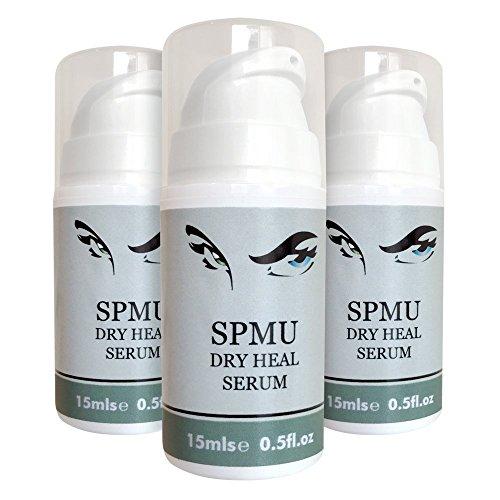 spmu seco Heal Suero–Semi Permanente Maquillaje & microblading Aftercare 15m tubo