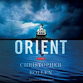 Orient audiobook cover art