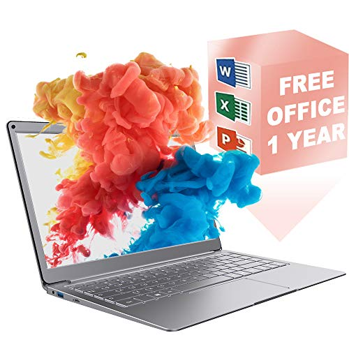 Jumper Laptop 13.3 inch with Microsoft Office 365...