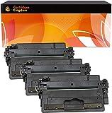 Cartridges Kingdom Kit 3 Toner Compatibili Nero per HP CF214A 14A | HP LaserJet Enterprise 700 MFP M712dn, M712n, M712xh, M725z+, M725dn, M725f, M725z