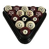 Wave 7 Texas A&M Aggies Sports Team Logo Billiard Ball - 8 Balls