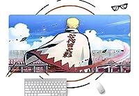 ゲーミングマウスマットラージマウスマット高速ゲーミングマウスマットXXLは、マウスパッド - 滑らかな表面上で安定したグリップのためのテーブルマット大型ゴムベースを (Color : D)