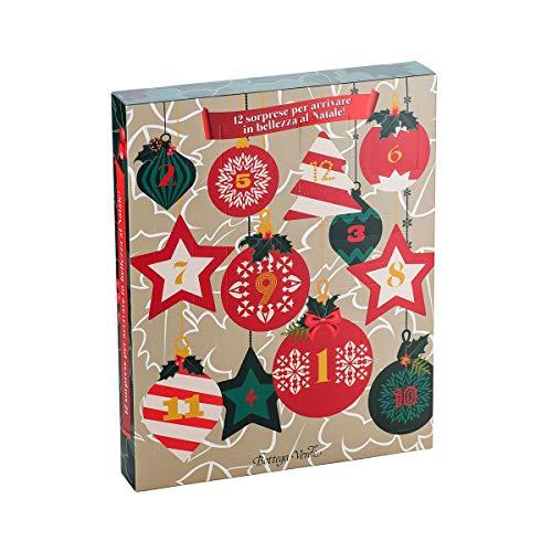 Bottega Verde, Calendario Avvento Beauty, 12 Sorprese tra Trattamenti, Prodotti Make Up e Accessori