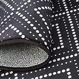 AmazonBasics Bedruckter Schaumstoff-Teppich, gepunktete Linie, 120 x 170 cm - 3
