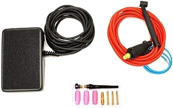 NOVA Tig Kit Accessory Kit compatible with Everlast PowerPro 205Si