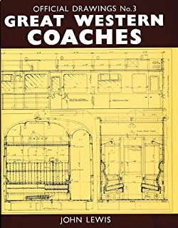 Railway Drawings: Number 3: GWR Coaches (No. 3)
