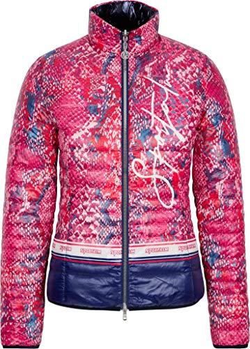 Sportalm Damen Daunenjacke Größe 48 EU Pink (pink)